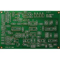 MFOS VCF 24dB Synth Module Bare PCB
